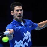 ATP Finals. Djoković pokonał Zvereva i awansował do półfinału