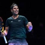 ATP Finals. Nadal w półfinale, broniący tytułu Tsitsipas odpadł