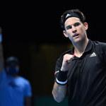 ATP Finals. Thiem zrewanżował się broniącemu tytułu Tsitsipasowi