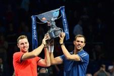ATP Finals. Triumf Bryana i Socka w deblu