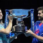 ATP Finals. Triumf Koolhofa i Mektica w deblu
