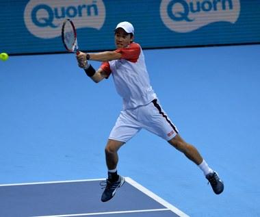 ATP World Tour Finals: Nishikori - Murray 6:4, 6:4