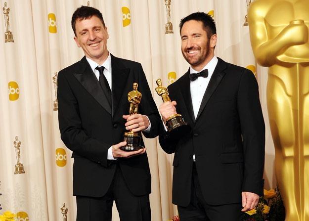 Atticus Ross i Trent Reznor nie powiedzieli jeszcze ostatniego słowa (fot. Jason Merritt) /Getty Images