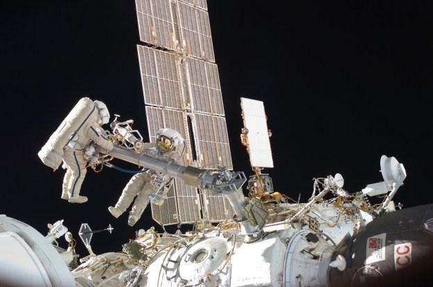 ATV Amaldi połączy się z ISS w nocy z 28 na 29 marca /AFP