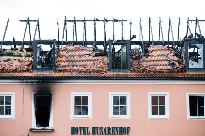 Atyimigranckie incydenty miały miejsce w Budziszynie/fot. dpa /Agencja FORUM