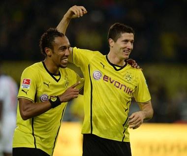 Aubameyang: Borussia bez Lewandowskiego jest bardziej wszechstronna