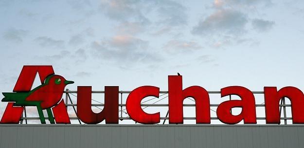 Auchan może przejąć sieć Real lub jego niektóre sklepy. Fot, Adam Guz /Reporter