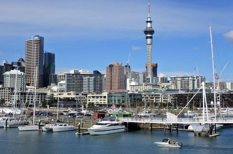 Auckland w Nowej Zelandii /Chameleons Eye/REX/Shutterstock /East News