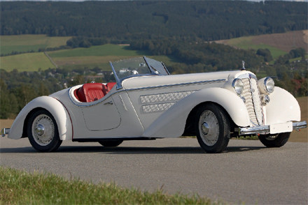Audi 225 Front Roadster /
