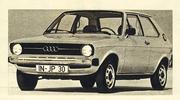 Audi 50 - o krok przed Volkswagenem