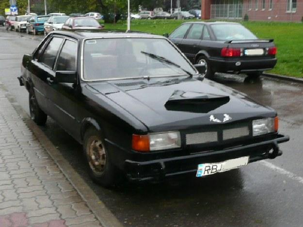Audi 80 niewykrywalne dla radaru?