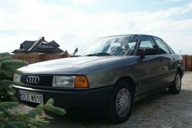 Audi 80 produkowano do 1995 roku /