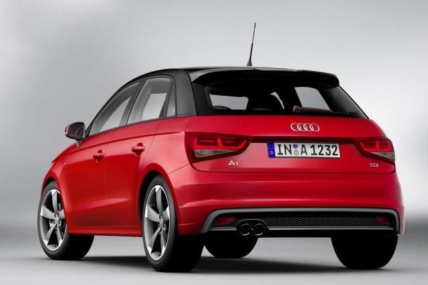 Audi A1 sportback /