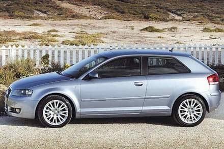Audi A3 / kliknij /INTERIA.PL