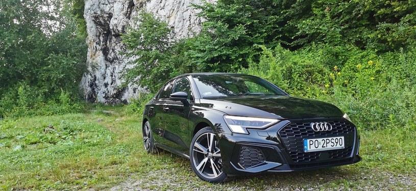 Audi A3 Limousine /INTERIA.PL