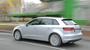 Audi A3 Sportback 1.4 TFSI - test