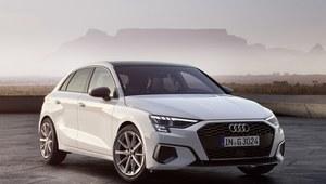 Audi A3 Sportback 30 g-tron, czyli fabrycznie zagazowane