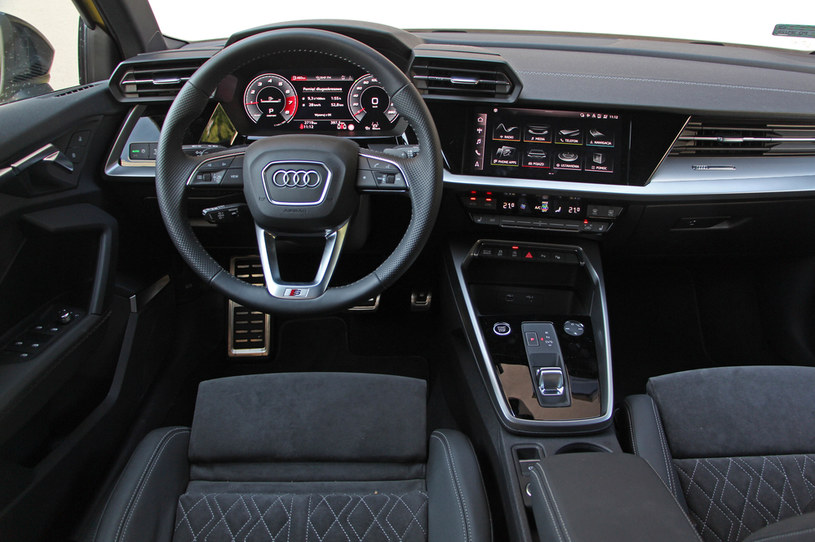 Audi A3 Sportback 35 TFSI /INTERIA.PL