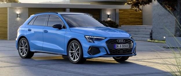 Audi A3 Sportback 40 TFSI e, czyli hybryda