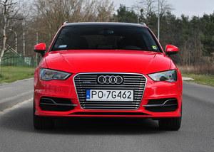 """Audi A3 Sportback e-tron - """"a-trójka w prądzie"""""""