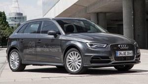Audi A3 Sportback e-tron od 172 870 zł