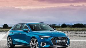 Audi A3 Sportback nowej generacji