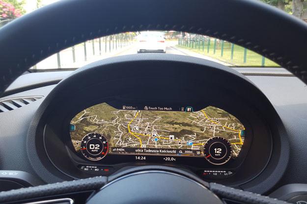 Audi A3 /INTERIA.PL