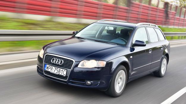 Audi A4 2005 /Motor