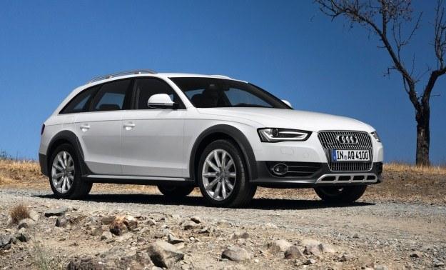 Audi A4 allroad /