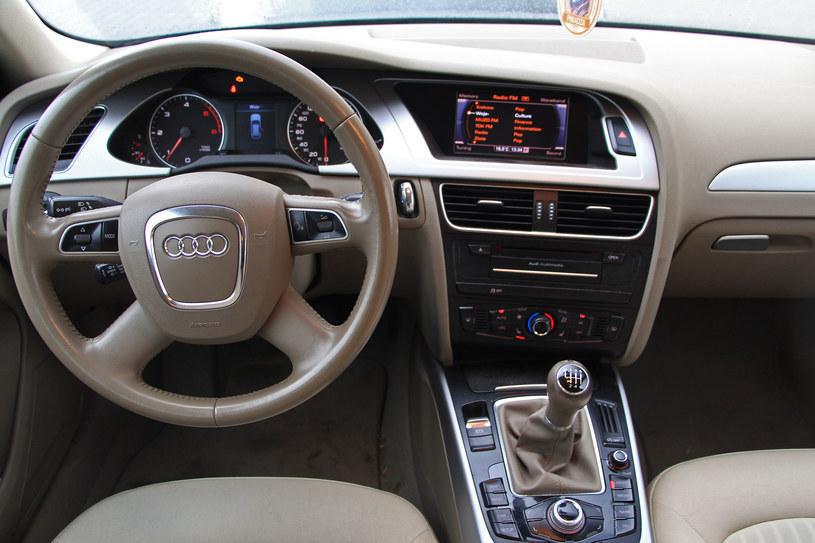 Audi A4 B8 Kontra B9 Jak Bardzo Się Różnią Motoryzacja W Interiapl