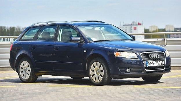 Używane Audi A4 B7 2004 2008 Opinie Użytkowników Mobilna