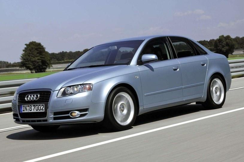 Audi A4 B6 i B7 (na zdj.) należą do ulubieńców polskich kierowców /