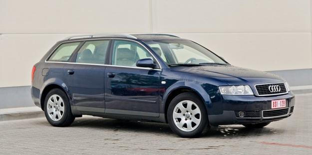 Audi A4 B6 /Motor