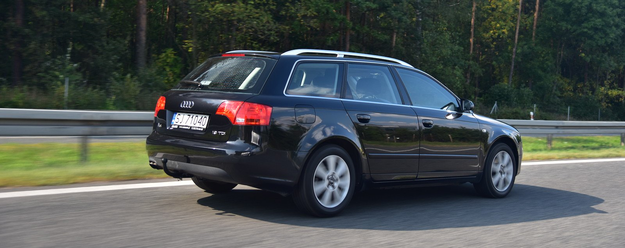 Audi A4 B7 /Motor