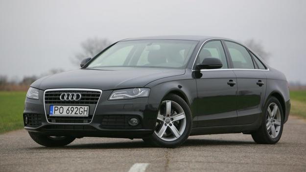 Audi A4 B8 /Motor
