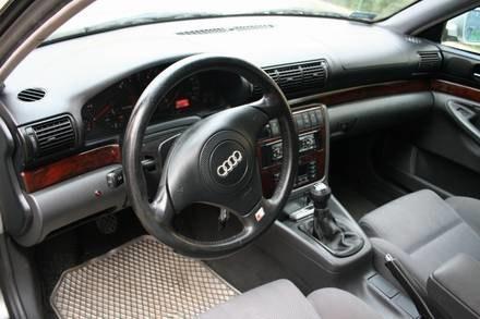 Audi A4 / Kliknij /INTERIA.PL