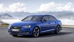 Audi A4 na nowy rok modelowy