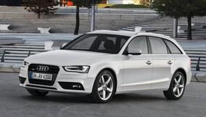 Audi A4 - pierwsza jazda