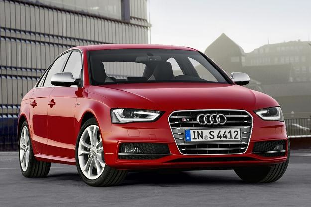 Audi A4 po liftingu /