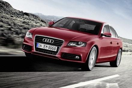 Audi A4 TDI e /