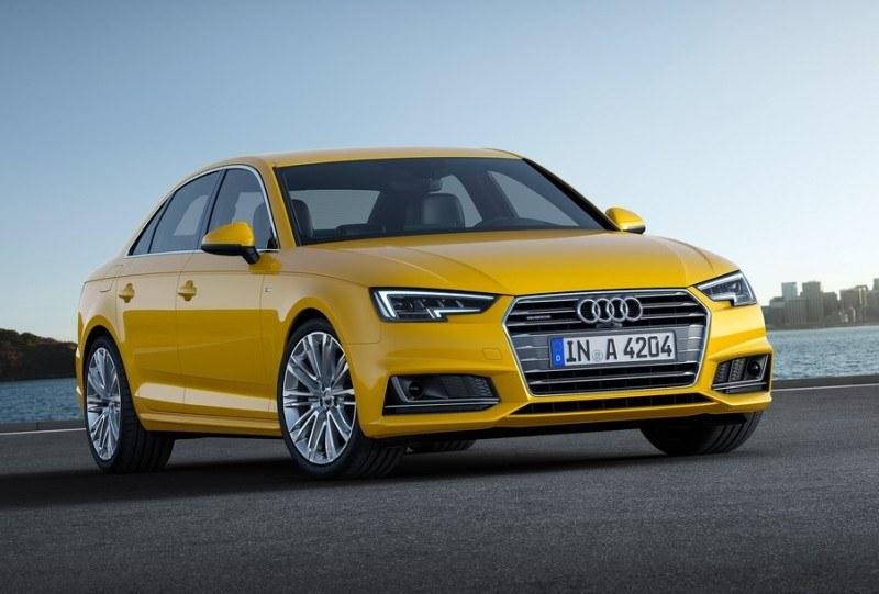 Inteligentny A4 jak Passat. A6 z napędem na tył! Rewolucja w Audi FV77
