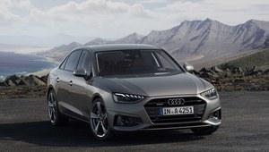 Audi A4 zostało zmodernizowane