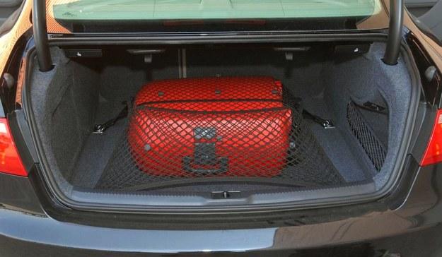 audi a5 bagażnik /Motor