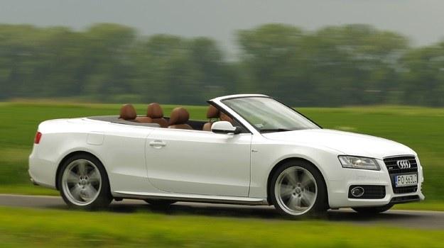 Audi A5 cabrio /Motor