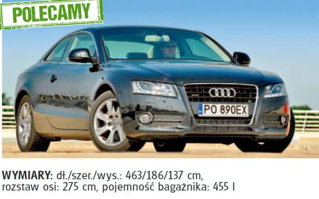 Audi A5 coupe /Auto Moto