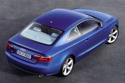 Audi A5 / Kliknij /INTERIA.PL