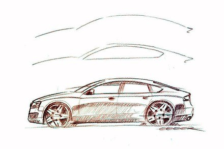 Audi A5 sportback /