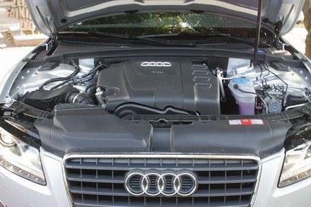 Audi A5 sportback /INTERIA.PL