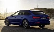Audi A6 50 TFSI e - nowa, bazowa hybryda