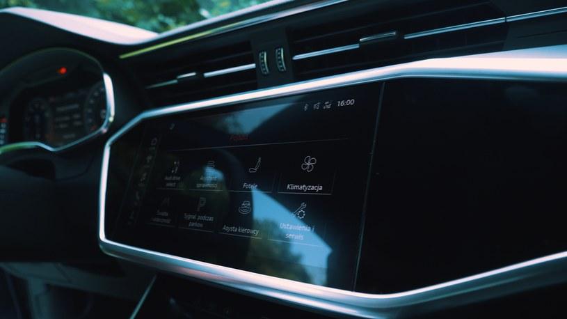 Audi A6 55 TFSI /INTERIA.PL